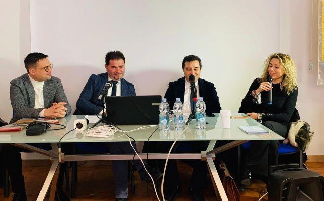PALUDI Presentata in conferenza Calabria e Puglia a Casa Sanremo