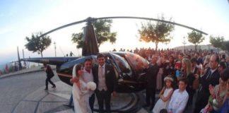 Sposi Nicotera Elicottero-min