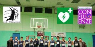 foto Club Basket Rogliano _ associazione Confluenze
