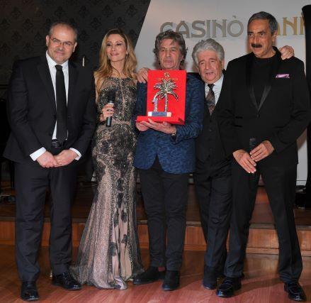 Premi orafo Michele Affidato a Fausto Leali