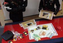 arresto a Montepaone, detenzione armi