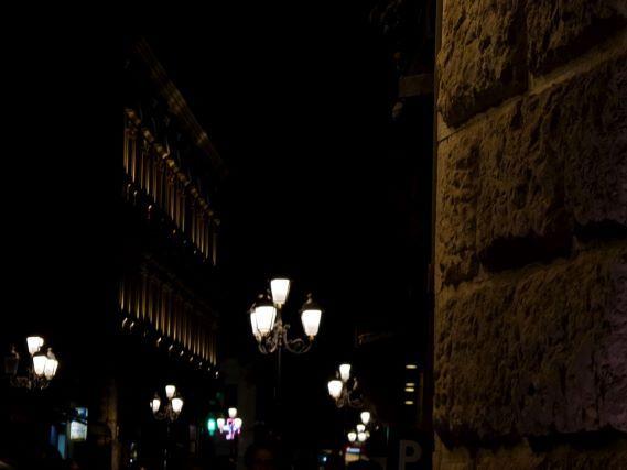 Catanzaro una città al buio (foto di Sharon S)