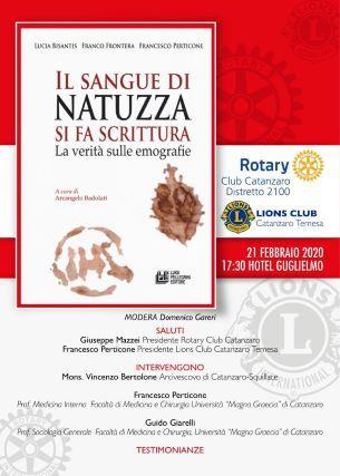 Il sangue di Natuzza si fa scrittura