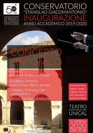 """Conservatorio di Musica """"S. Giacomantonio"""" di Cosenza"""