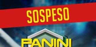 Panini Tour Up 2020 sospeso