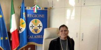 Santelli, presidente Regione Calabria