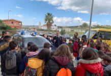 studenti, carabinieri