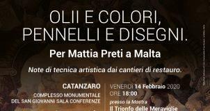 Locandina Mattia Preti