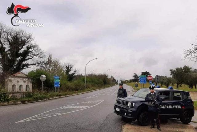 Carabinieri, Girifalco