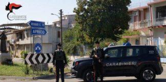 Carabinieri Reggio Calabria (Africo)