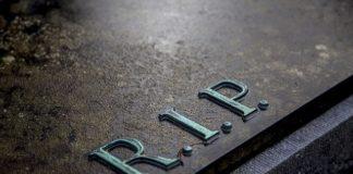 Cimitero, tomba