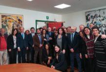 UMG Catanzaro Il Rettore De Sarro e i docenti_2 marzo 2020
