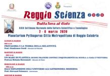 Reggio Scienza 2020
