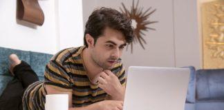 Smart working, computer, portatile