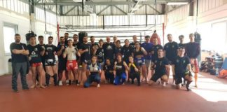 CUS Cosenza Stage Kickboxing