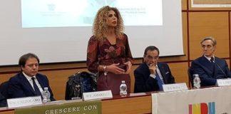 Stefania Rota, Presidente del Consorzio dei salumi Dop di Calabria