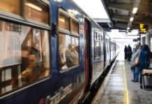 Treni, stazione