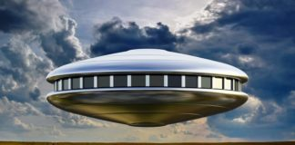 ufo, astronave, extraterrestre