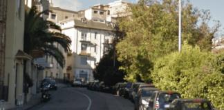 Via Milelli, Catanzaro