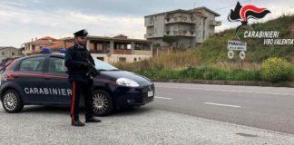Carabinieri Paravati