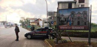 Carabinieri Reggio Taurianova