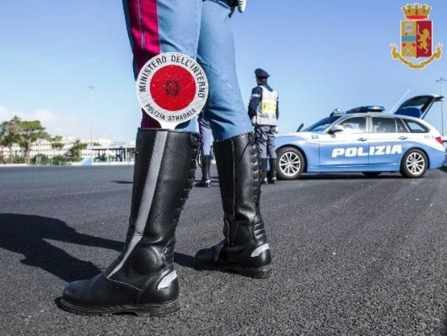 Polizia, pattuglia