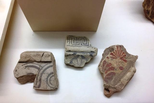 Reperti Museo della Sibaritide