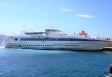 Traghetti Villa San Giovanni Blue Jet