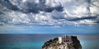 Tropea, Calabria, mare, turismo