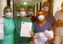 associazione a Filanda donazione mascherine ospedale