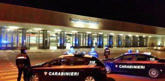 carabinieri Reggio Calabria, stazione centrale