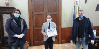 donazione chiesa evangelica cinese Prato