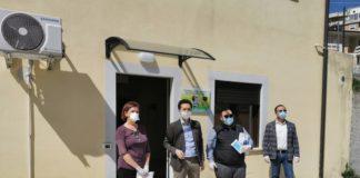 mascherine consegnate (fonte Associazione Astarte)