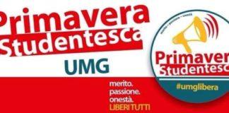 primavera studentesca UMG