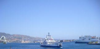 traghetto di messina
