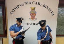Arresto Carabinieri Catanzaro Soverato