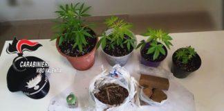 25enne trovato in possesso di droga