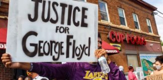 George Floyd - Justice for George Floyd