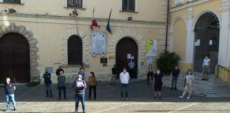 Mascherine Tricolore Lamezia Terme