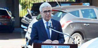 Massimo Gambino questore di Crotone