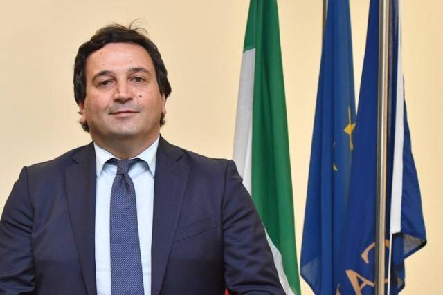 Fausto Orsomarso, Assessore al Lavoro della Regione Calabria