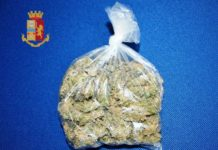 Polizia, droga 5 maggio