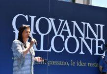 Santelli, commemorazione Falcone