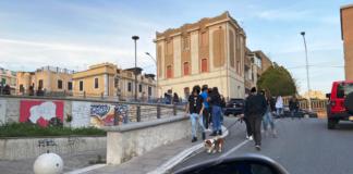 assembramenti San Leonardo