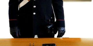 detenzione illegali armi (foto Carabinieri RC)