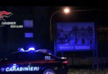 Carabinieri Reggio Calabria, Taurianova