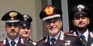 Carmelo Burgio Comandante Interregionale Comando Carabinieri