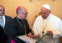IL VESCOVO MONS. MASSARA DI ORIGINI CALABRESI GUIDERÀ LA DIOCESI DI FABRIANO-MATELICA