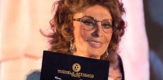 Premi Michele Affidato SOPHIA LOREN