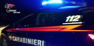carabineri Reggio Calabria